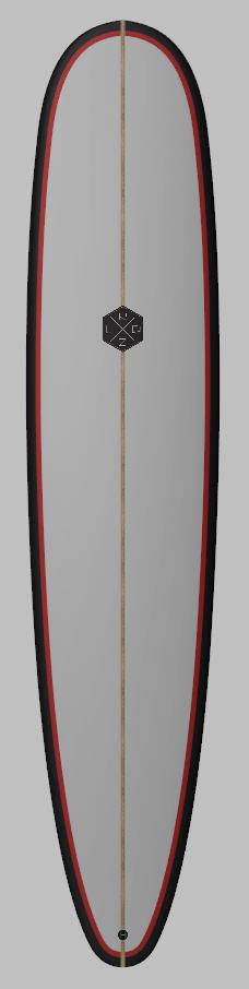 redz longboard performer